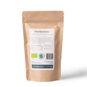 Bio Hanfproteinpulver (42% Protein), 250g