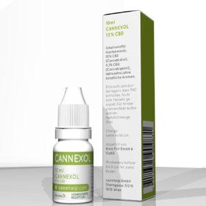Cannexol 10% CBD Aroma Öl, 10ml